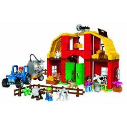 Prima Weihnachtsgeschenk ? ! Lego Großer Bauernhof  für 38,39€ incl. Versand