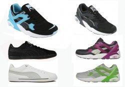 Puma-Sneaker und Laufschuhe nur 33,99 € inkl. Versand