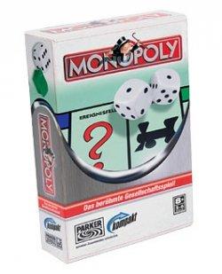Reisespiel: Monopoly Kompakt nur 4,99 € versandkostenfrei