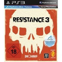 Restance 3 für PS3 für 29,99 € bei amazon