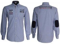 TOP: Boston Brothers Herren-Hemden für nur 34,95 €, 5 Farben&Muster zur Auswahl