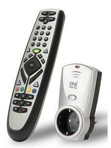 Universal-Fernbedienung mit Funkstecker für 18,98 inkl.Versand!