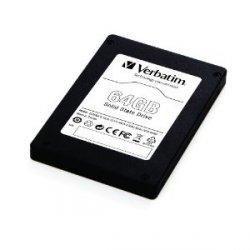 Verbatim 64GB SSD Festplatte (6,3 cm (2,5 Zoll), SATA II) für nur 69€ inkl. Versand (Bester Preis laut Idealo 89€)