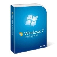 Windows 7 Professional 32bit OEM für 45€