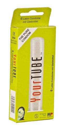 YourTUBE 6er Pack Kondome nur 1 €