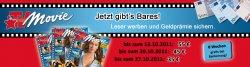 Zeitschrift TV-Movie 1 Jahr komplett umsonst und noch 5,60€ Gewinn