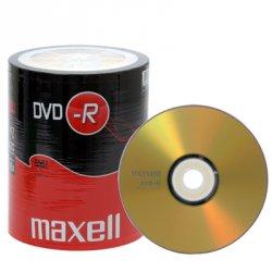100 Maxell GOLD Professional DVD-R für 9,99 € zzgl. Versand bei xmediatrade.de