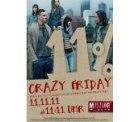11% Rabatt auf alles am Crazy Friday bei Mustang-Jeans