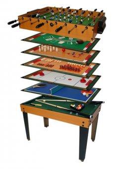 13-in-1 Spieltisch für versandkostenfreie 129,- € bei ebay!
