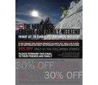 30% auf alles im The North Face® Store – Berlin / Kudamm 219