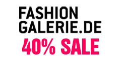 40 Prozent auf alles bei fashiongalerie – MBW 60 Euro