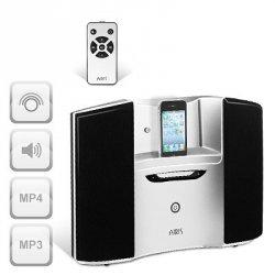 Apple-,MP3 Handy Lautsprecher Station für nur 9,97 Euro!!!