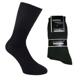 Buisiness-Socken im 20er-Pack in Schwarz für nur 16,99 frei Haus bei Ebay!!!