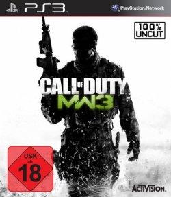 Call of Duty: Modern Warfare 3 (PS3) für nur 47 EUR versandkostenfrei bei bucher.de mit Gutschein