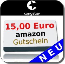 congstar Prepaid-Karte mit 10€ Startguthaben & 15€ Amazon Gutschein für nur 9,99€ bei ebay