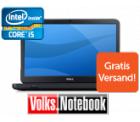 Dell Notebook Inspiron 15 für nur 499€ vesandfrei bei Dell