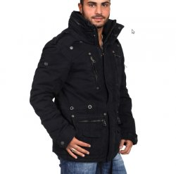 dreimaster herren winterjacke ranger f r 89 91 yancor liveshopping aktuell. Black Bedroom Furniture Sets. Home Design Ideas