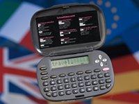 Elektronischer Taschen-Übersetzer für 6 Sprachen GRATIS bei pearl, bei 15€ Bestellwert
