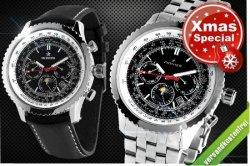 Hochwertige Herren Armbanduhren von Pionier für 89 Euro inkl.Versand!!! (Groupon)