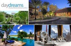 Hotelscheck von Daydreams für nur 19,90 Euro statt 49,90 Euro-Wert des Schecks ca.199 Euro!!!