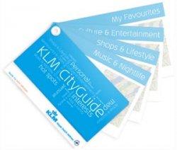 KLM Reiseführer / Städtefüherer für selbstbestimmbare Stadt kostenlos erhalten