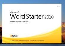 kostenlos Microsoft Office Starter 2010 downloaden (Word und Excel)