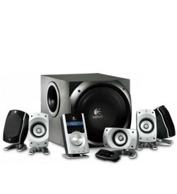 Logitech Z-5500 Digital 5.1 Speaker System – Verpackung leicht beschädigt für nur 239€ versandkostenfrei