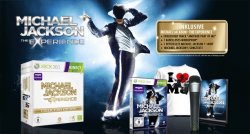 Michael Jackson: The Experience – Collector´s Edition (Xbox 360) für 15 Euro (ubisoft)