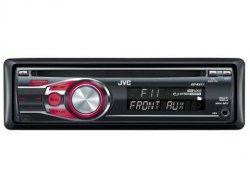 MP3-Autoradio von JVC zum HammerPreis von 49,99 € bei eBay mit AUX und USB Eingang