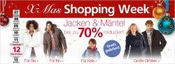 Neckermann.de Jacken&Mäntel bis 70% reduziert! Inkl. Versank.frei!