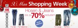 Neckermann: Hosen und Jeans bis zu 70% reduziert + kostenloser Versand
