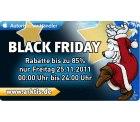 Noch ein Black Friday: Rabatte bis zu 85 Prozent bei arktis.de