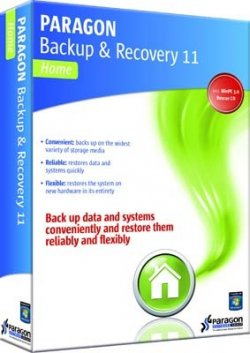 Paragon Backup and Recovery 11 Compact (32/64 Bit) kostenlos zum download