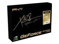 PNY GeForce GTX 560 1024MB GDDR5 RTL PCI-E 256bit 2xDVI-I mini-HDMI aktiv 55,01 mit  Versand