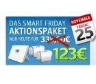 Smart Friday Superdeal – RWE SmartHome Einsteigerpaket für 123,- €