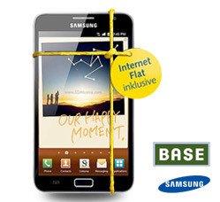 Samsung Galaxy Note N7000 neu mit Vertrag bei Pauldirekt.de