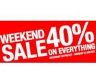 solebox – 40% auf alles! (Sneaker, Bekleidung, Accessoires)