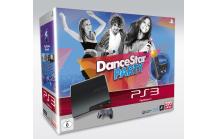 SONY PS3 Slim Konsole 320 GB inkl. Dance Star Pack und Move für 279 € zzgl. Versand