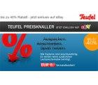 Teufel: Große Verkaufsaktion über eBay bis zum 11. Dezember!!!