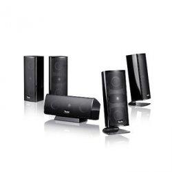 Teufel Restposten + Gutscheincode: Impaq 4000 5.0 Speaker Set, Satelliten-Lautsprecher für Musik und Heimkino nur 179 Euro zzgl. Versand