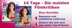 TV Spielfilm ABO für 9,40€ im Jahr effektiv oder TV Spielfilm xxl für 10,70€