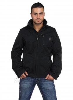 Warme Sublevel Herren-Jacke mit Kapuze für 39,90 @ Yancor