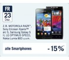 23. Türchen @The Phone House: 15 % auf alle Smartphones [Offline]