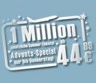 Airberlin 1 Mio. Sommerflugtickets ab 44,99€ nur bis Donnerstag (15.12)