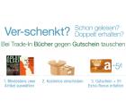 Amazon Trade-In: 2 alte Bücher kostenlos an amazon senden und 5€ Gutschein kassieren