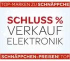 eBay Schlussverkauf: 60% Rabatt auf Elektronik!