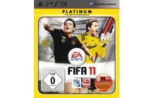 Fifa 11 Platinum für PS3 für nur 11 Euro zzgl. 1,99€ VSK oder selbstabholung bei Saturn