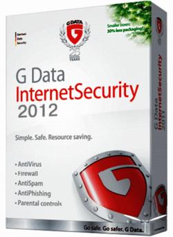 GData Internet Security 2012  heute gratis bei conrad.de MBW 25 Euro