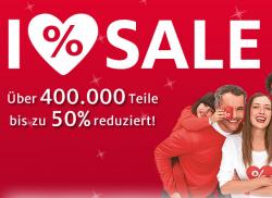 Großer C&A-Sale: Über 400.000 Teile bis zu 50 % reduziert