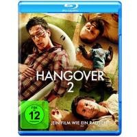 Hangover 2 Blu-ray 9,99€ bei redcoon
